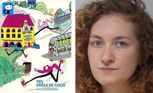 Emilie Gleason est en sélection officielle au festival d'Angoulême pour «Ted, drôle de coco».