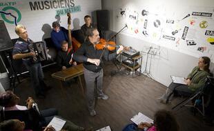La RATP organise des castings pour sélectionner les prochains musiciens du métro.