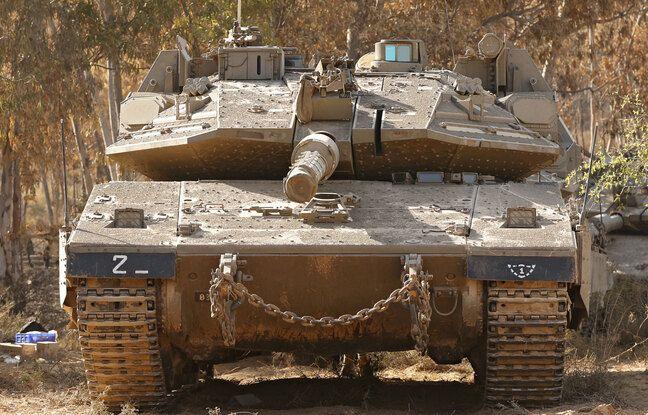 648x415 char israelien 16 mai 2021