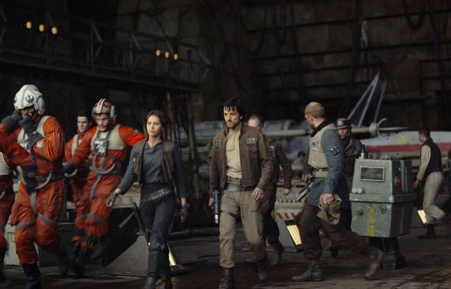 Rogue One- A Star Wars Story de Gareth Edwards