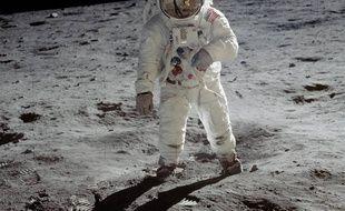 Comme Buzz Aldrin, l'Espace des Sciences de Rennes va s'envoler vers la lune cet été.