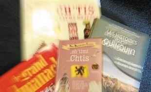 Si le patois disparait, les livres en picard se vendent plutôt bien.