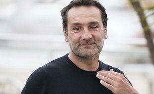 Gilles Lellouche, acteur, le 13 mai 2018 à Cannes