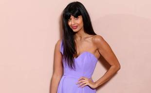 L'actrice Jameela Jamil lance le mouvement «I Weigh».