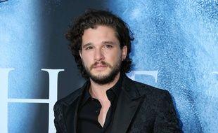L'acteur de Game of Thrones Kit Harington