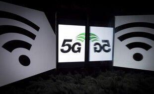 La 5G. (illustration)