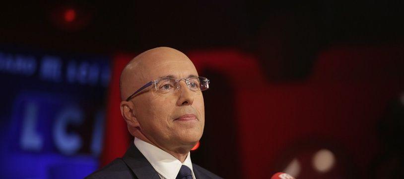 Eric Ciotti, nouveau président de la fédération des Républicains des Alpes-Maritimes