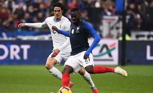 Ndombele prend déjà ses aises en équipe de France.