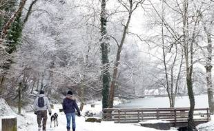 Bourgoin-Jailleu (Isère), le samedi 14 janvier 2017.