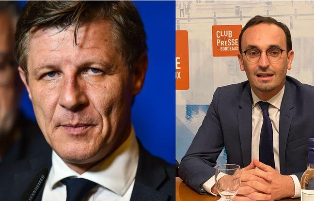 Municipales 2020 à Bordeaux : Des discussions très avancées entre Nicolas Florian (LR) et Thomas Cazenave (LREM)