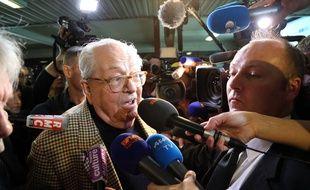 Jean-Marie Le Pen, le 23 avril 2015