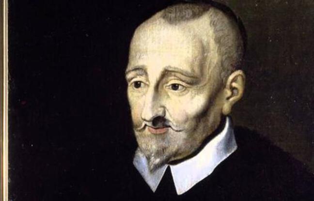 Portrait posthume du poète Pierre de Ronsard par l'École de Blois