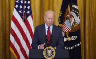 Joe Biden à la Maison Blanche, le 24 juin 2021.