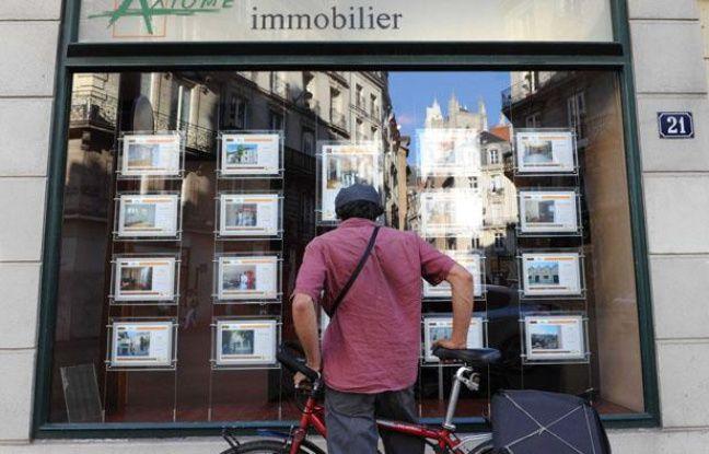 Illustration des biens immobiliers en vente au sein d'une agence immobiliere rue de Strasbourg a Nantes