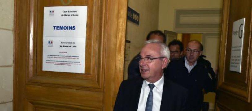 Le député Jean Leonetti, à Angers le 21 octobre 2015