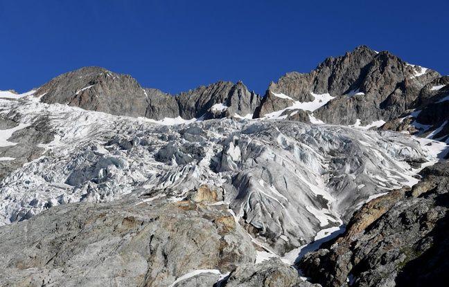 Isère: Dans les Alpes, un glacier rend un corps 40 ans après la disparition d'un jeune alpiniste