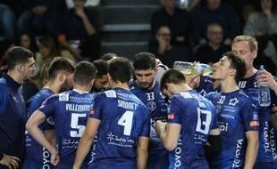 Le Montpellier Handball a dû faire front face à la crise du coronavirus.