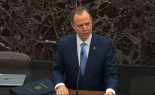 Le démocrate Adam Schiff va tenir le rôle du procureur lors du procès en destitution de Donald Trump devant le Sénat américain.