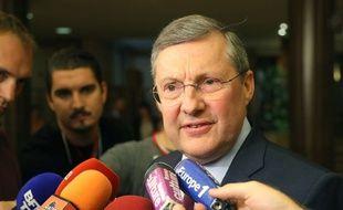 Philippe Bas est sénateur LR de la Manche et président de la commission des lois de la haute assemblée.