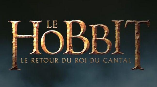 qualité incroyable se connecter chaussure Quand Gandalf du «Hobbit» promeut le Cantal