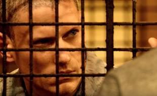 Wentworth Miller dans une image extraite de la bande-annonce de la saison 5 de «Prison Break».