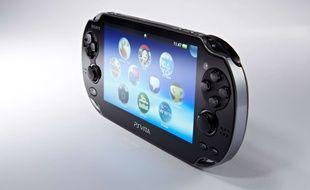 Un PS Vita de Sony.