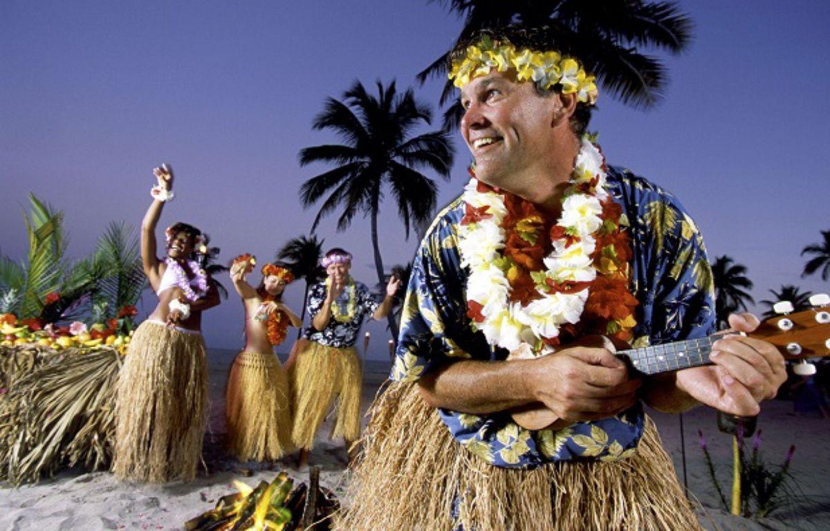 Un touriste s'amuse à Hawaï – SUPERSTOCK/SUPERSTOCK/SIPA