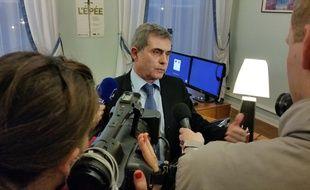 Le procureur de la République à Mulhouse