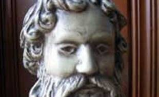 Archimède (287-212 av. J.-C.). Savant grec auteur d'une œuvre scientifique considérable, notamment en mathématiques et en géométrie dans l'espace. On lui doit le premier traité de statique, mais aussi la vis sans fin ou un planétarium permettant d'étudier la représentation du mouvement des astres.