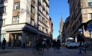 Dans le Grand Est à la plus faible croissance de population du pays, Strasbourg fait partie des agglomérations à voir leur nombre d'habitants augmenter un peu plus. Illustration
