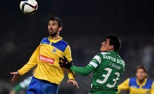 Le défenseur central portugais Nuno Coelho.