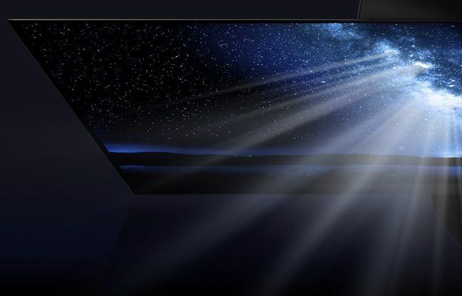 Les écran OLED cultivent des noirs authentiques.