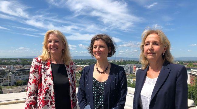 La nouvelle patronne de l'Eurométropole de Strasbourg est Pia Imbs (SE)