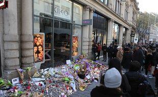 Dans les rues de Strasbourg le 15 12 2018