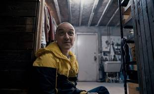 James McAvoy dans Split de M. Night Shyamalan