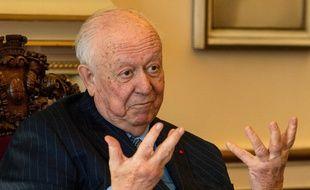 Jean-Claude Gaudin en 2019