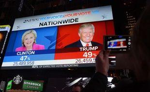 Dans un éditorial, le «New York Times» s'est exprimé sur les médias américain, qui seraient déconnectés de la réalité.