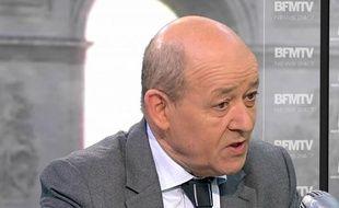 Jean-Yves Le Drian, ministre de la Défense, sur BFMtv le 5 mars 2013
