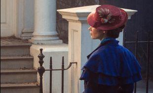 """Disney a publié  le 3 mars 2017 la première image du film """"Mary Poppins returns"""" qui sortira au cinéma en France le 25 décembre 2017."""