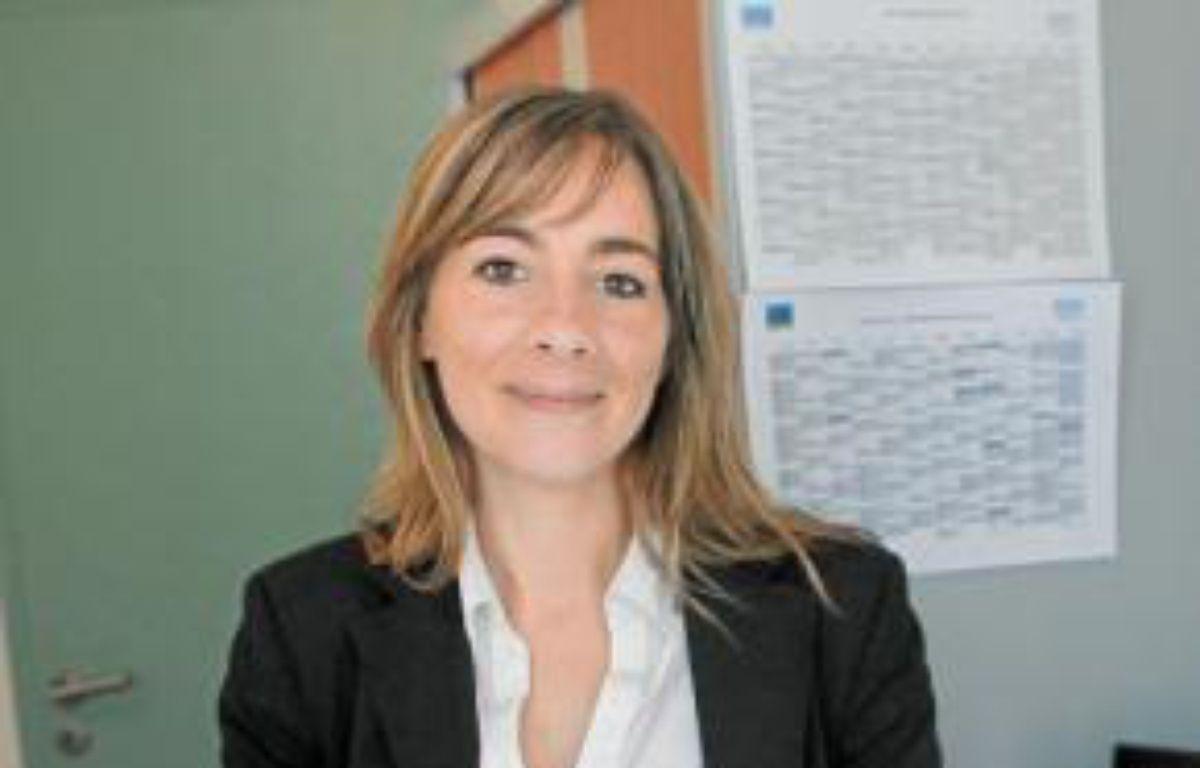 Eve Pauvert, la créatrice de Facilis. –  G. Varela / 20 Minutes