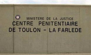 Le centre pénitentiaire de Toulon - La Farlède.