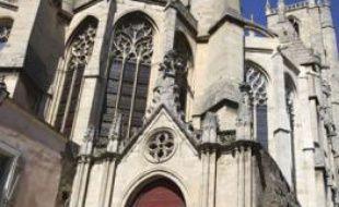 La cathédrale de Narbonne, en juin2010.