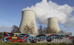 La centrale nucléaire de Nogent-sur-Seine comprend deux réacteurs.