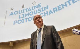 Le socialiste Alain Rousset est à la tête de cette nouvelle grande région.