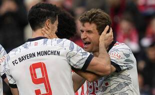 Le Bayern en démonstration à Leverkusen.