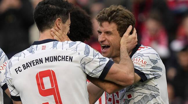 Allemagne : « Il n'y a pas de mots pour ça », le Bayern Munich en colle cinq à son dauphin