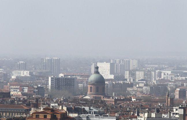 Occitanie: Alerte à la pollution, il va falloir lever le pied à Toulouse