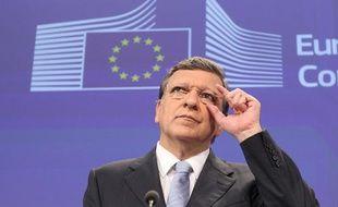 Jose Manuel Barroso, président de la Commission européenne