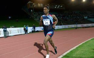 L'athlète sud-africaine Caster Semenya.