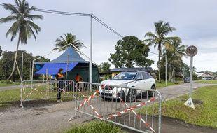 Près de Matoury, en Guyane, des habitants se sont autoconfinés après la découverte d'un cluster de nouveau coronavirus près de Cayenne.